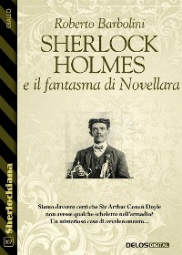 Cover Sherlock Holmes e il fantasma di Novellara