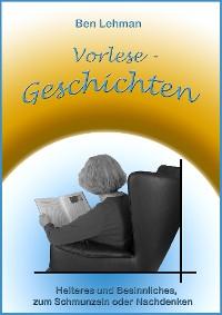 Cover Vorlese - Geschichten