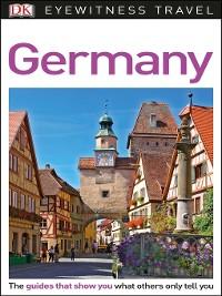 Cover DK Eyewitness Travel Guide Germany