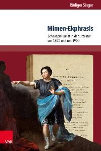 Cover Mimen-Ekphrasis