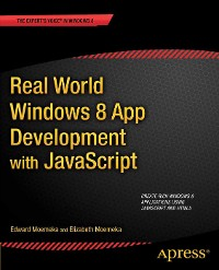 Cover Real World Windows 8 App Development with JavaScript