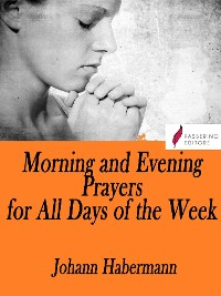 Cover Morning and Evening Prayers for All Days of the Week