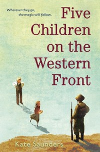 Cover Five Children on the Western Front