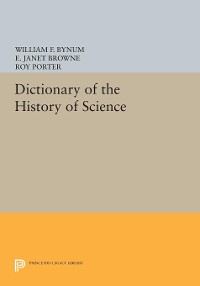 Cover Dictionary of the History of Science