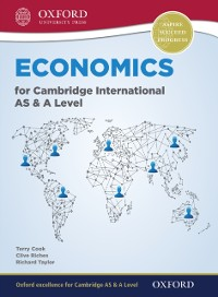 Cover Economics for Cambridge International AS and A Level