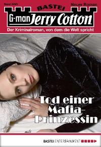 Cover Jerry Cotton 3295 - Krimi-Serie
