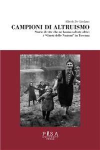 Cover Campioni di altruismo