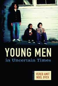Cover Young Men in Uncertain Times