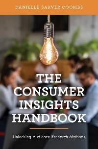 Cover The Consumer Insights Handbook