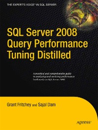 Cover SQL Server 2008 Query Performance Tuning Distilled