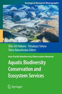 Cover Aquatic Biodiversity Conservation and Ecosystem Services