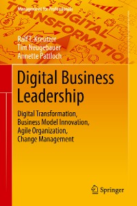 Cover Digital Business Leadership