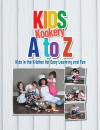 Cover Kids Kookery a to Z