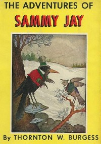 Cover The Adventures of Sammy Jay