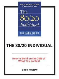 Cover The 80/20 Individual