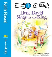 Cover Little David Sings for the King