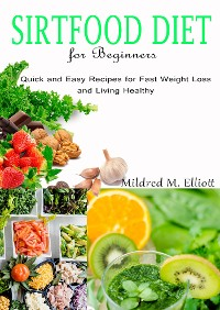 Cover Sirtfood Diet For Beginners