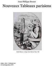 Cover Nouveaux tableaux parisiens