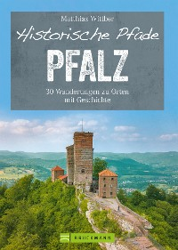 Cover Historische Pfade Pfalz