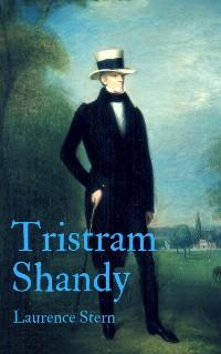 Cover Tristram Shandy (English Edition)