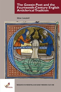 Cover The Gawain-Poet and the Fourteenth-Century English Anticlerical Tradition