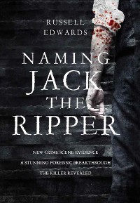 Cover Naming Jack the Ripper