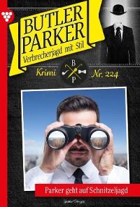Cover Butler Parker 224 – Kriminalroman