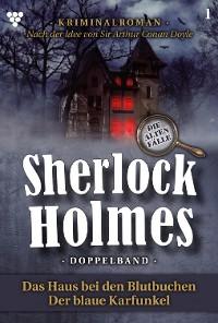 Cover Sherlock Holmes Doppelband – Kriminalroman