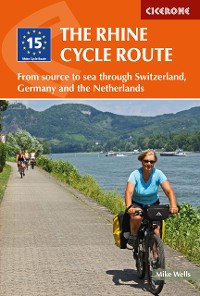 Cover The Rhine Cycle Route