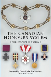 Cover Canadian Honours System