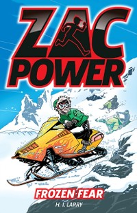 Cover Zac Power Frozen Fear