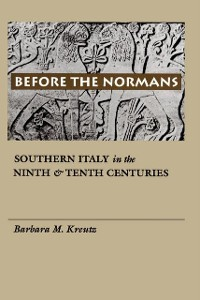 Cover Before the Normans