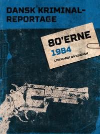 Cover Dansk Kriminalreportage 1984