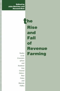 Cover Rise and Fall of Revenue Farming