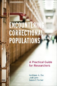 Cover Encountering Correctional Populations