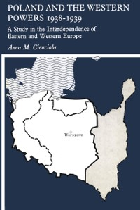 Cover Poland and the Western Powers 1938-1938