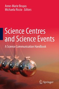 Cover Science Centres and Science Events