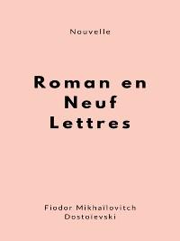 Cover Roman en neuf lettres