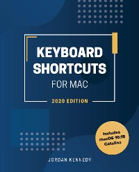 Cover Keyboard Shortcuts for Mac