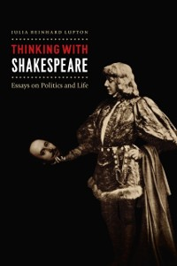 Cover Thinking with Shakespeare