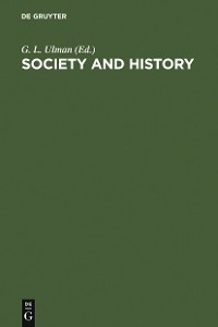 Cover Society and History