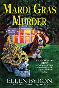 Cover Mardi Gras Murder