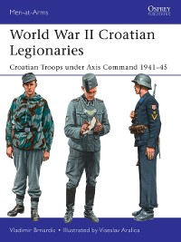 Cover World War II Croatian Legionaries