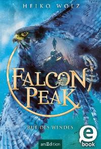 Cover Falcon Peak - Ruf des Windes (Falcon Peak 2)