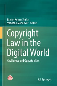 Cover Copyright Law in the Digital World