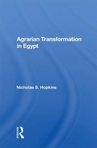 Cover Agrarian Transformation In Egypt
