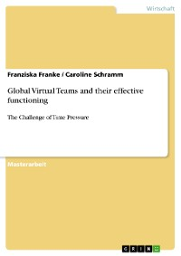 Cover Global Virtual Teams and their effective functioning