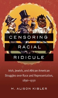 Cover Censoring Racial Ridicule