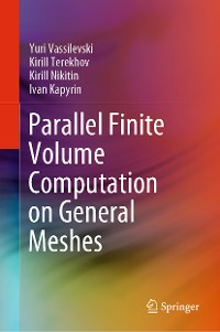 Cover Parallel Finite Volume Computation on General Meshes