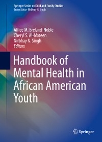 Cover Handbook of Mental Health in African American Youth
